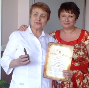 Фефилова